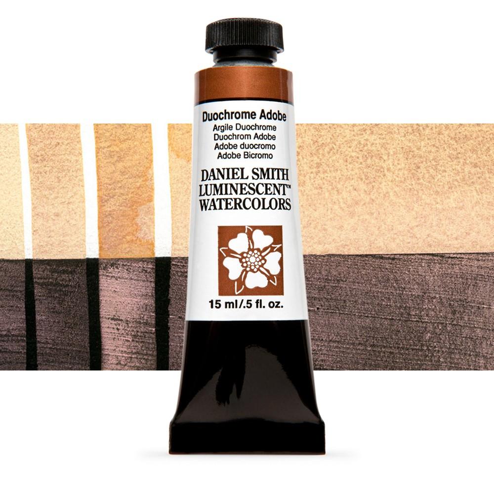 Daniel Smith : Watercolour Paint : 15ml : Duochrome Adobe : u Series 1