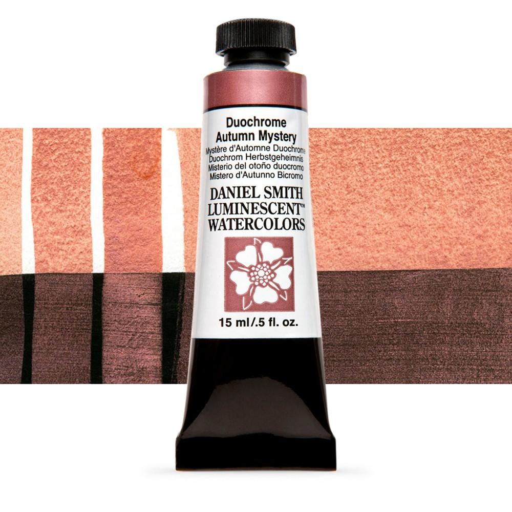 Daniel Smith : Watercolour Paint : 15ml : Duochrome Autumn Mystery : u Series 1
