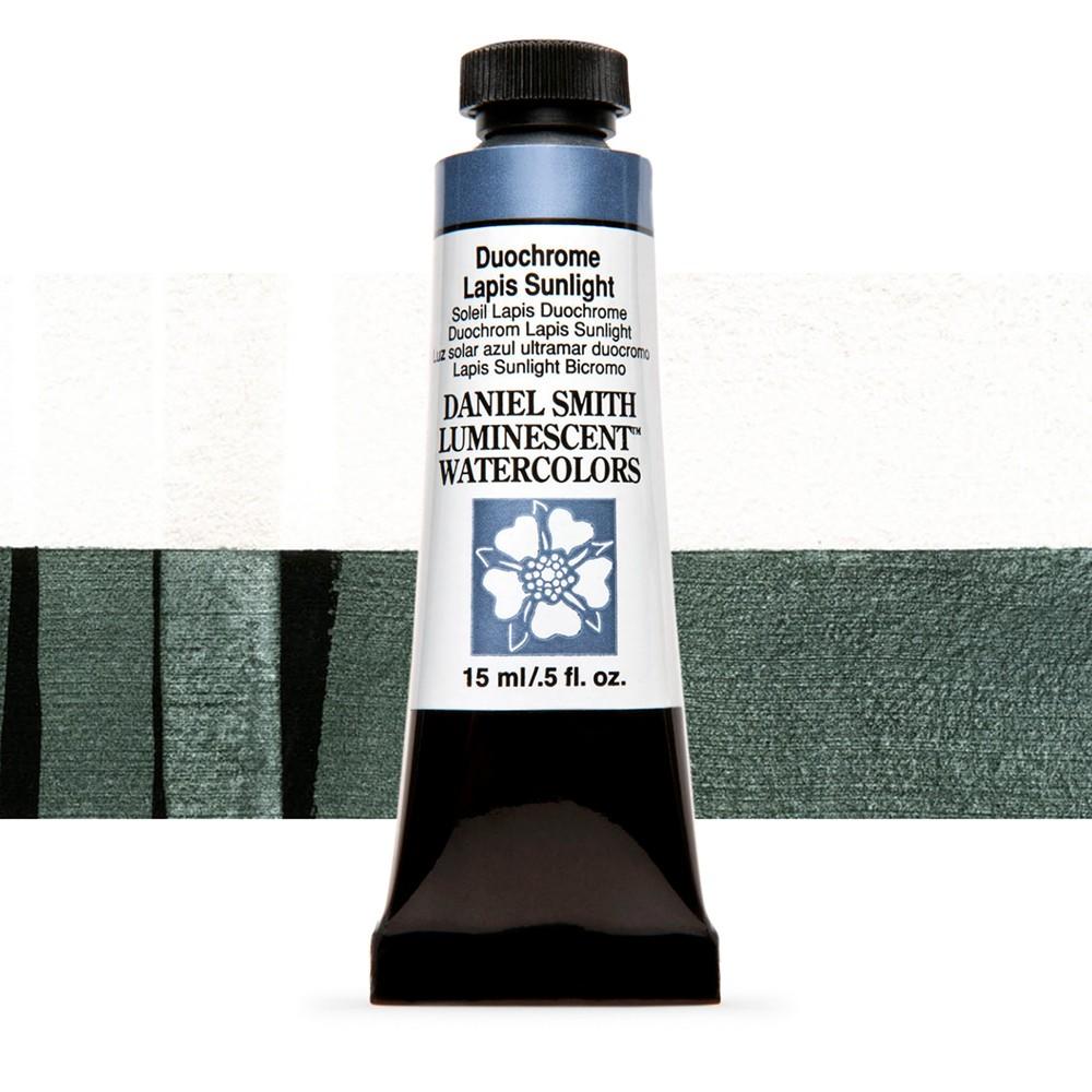 Daniel Smith : Watercolour Paint : 15ml : Duochrome Lapis Sunlight : u Series 1