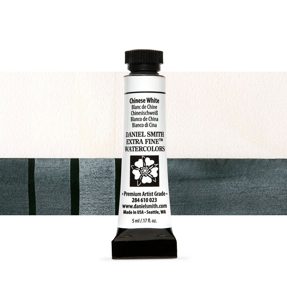 Daniel Smith : Watercolour Paint : 5ml : Chinese White