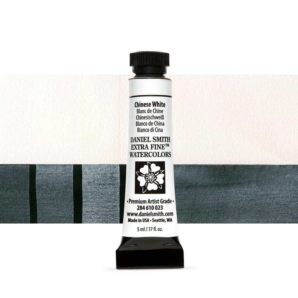 Daniel Smith : Watercolour Paint : 5ml : Chinese White