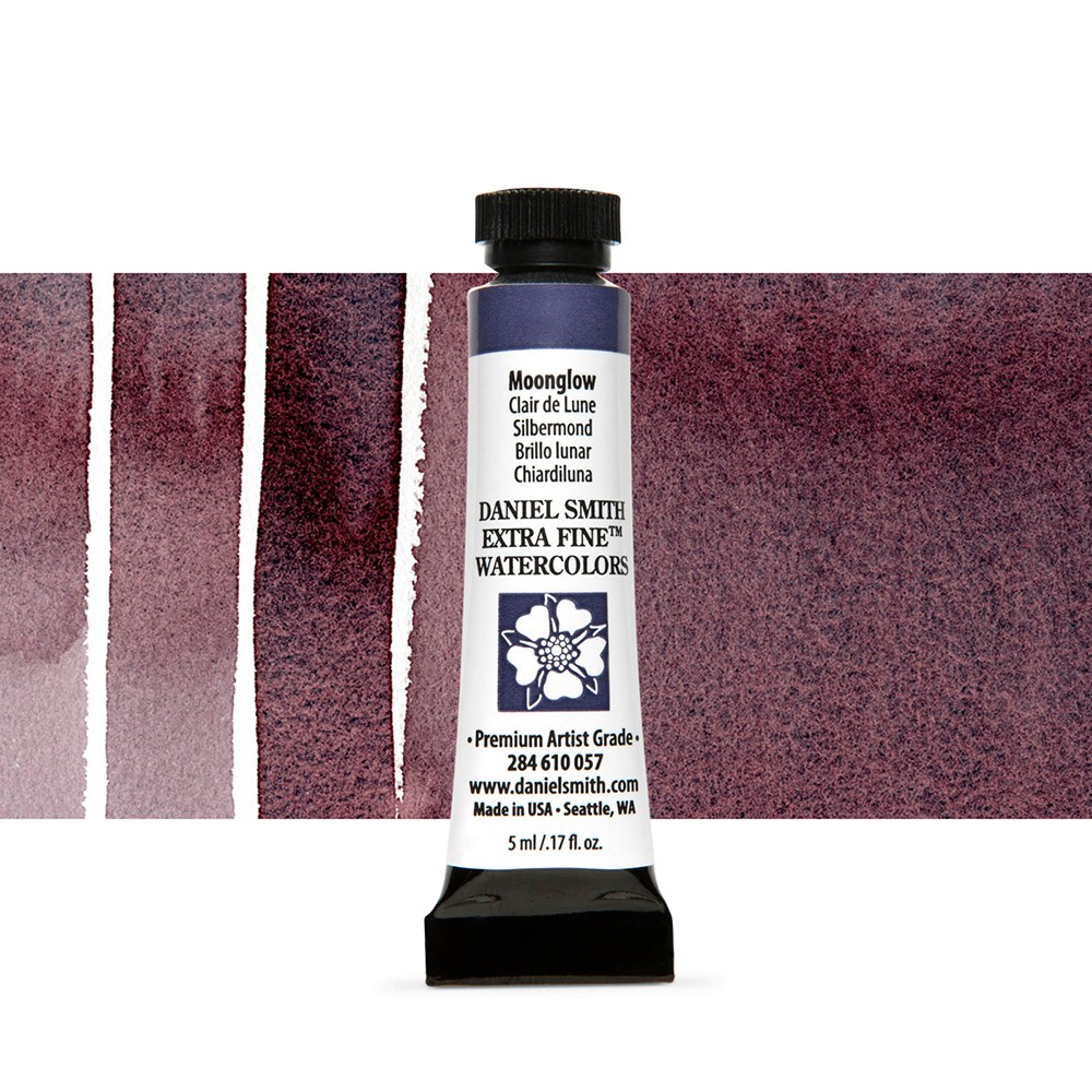 Daniel Smith : Watercolour Paint : 5ml : Moonglow