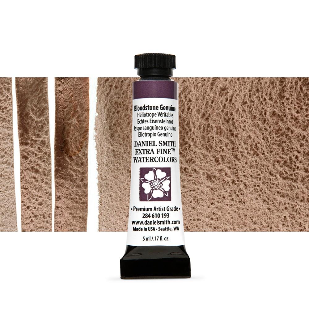 Daniel Smith : Primatek Watercolour Paint : 5ml : Bloodstone Genuine