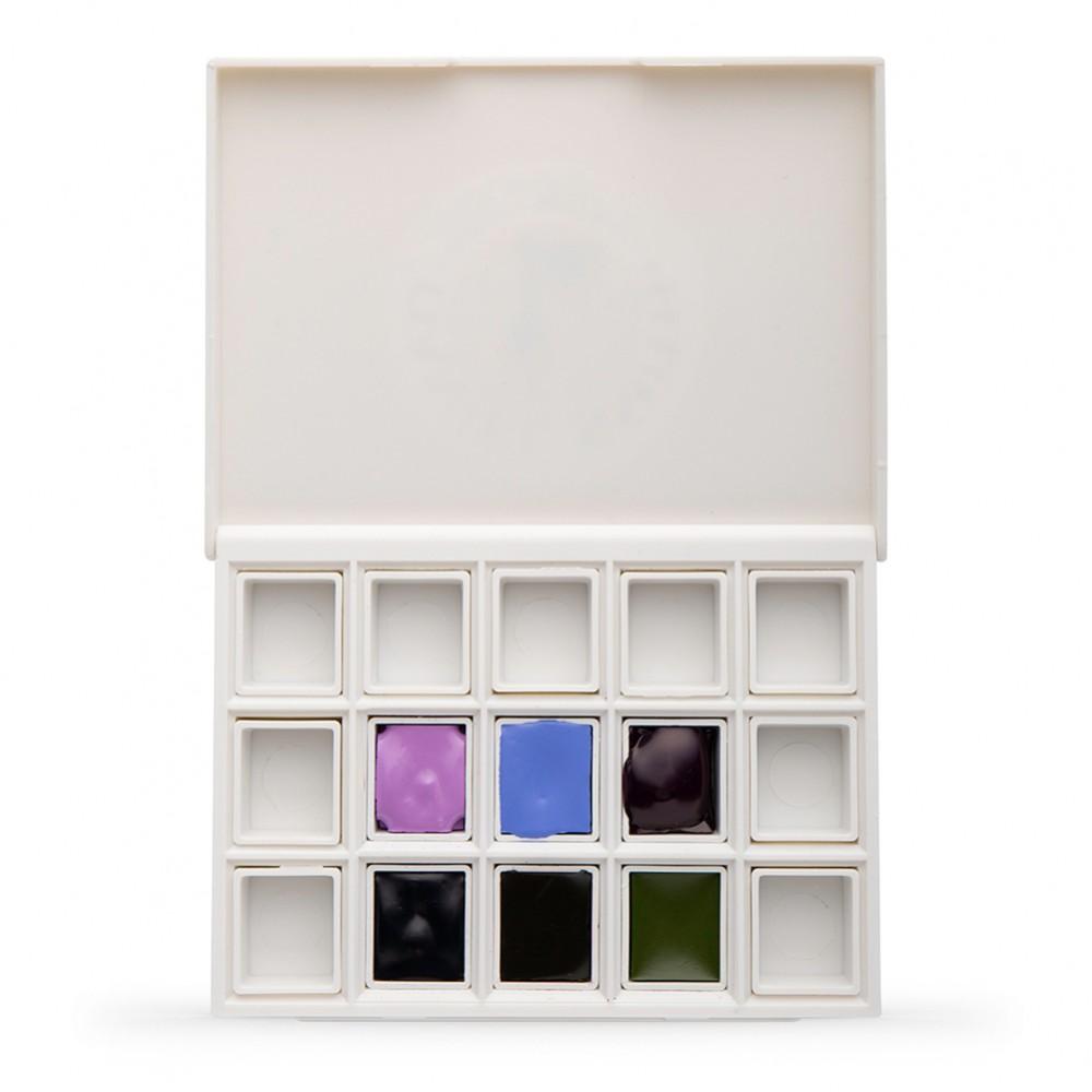 Daniel Smith : Watercolour Paint : Half Pan : Colours of Inspiration Set of 6