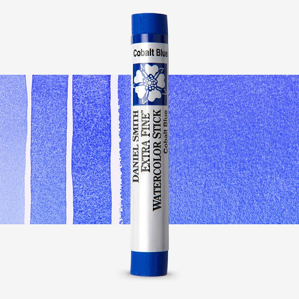Daniel Smith : Watercolour Paint Sticks : Cobalt Blue