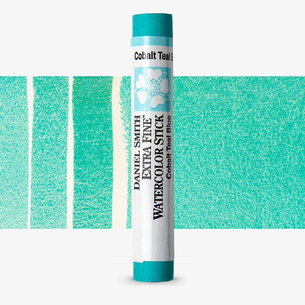 Daniel Smith : Watercolour Paint Sticks : Cobalt Teal Blue