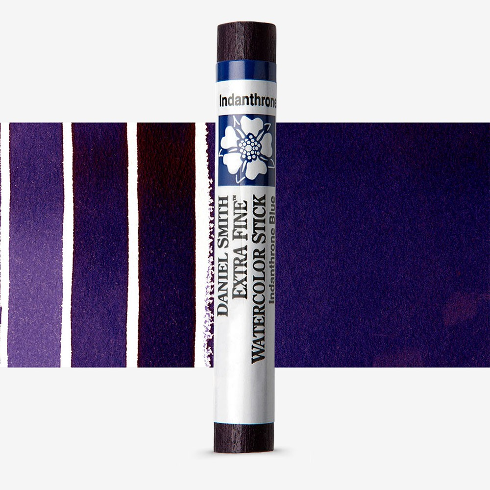 Daniel Smith : Watercolour Paint Sticks : Indanthrone Blue