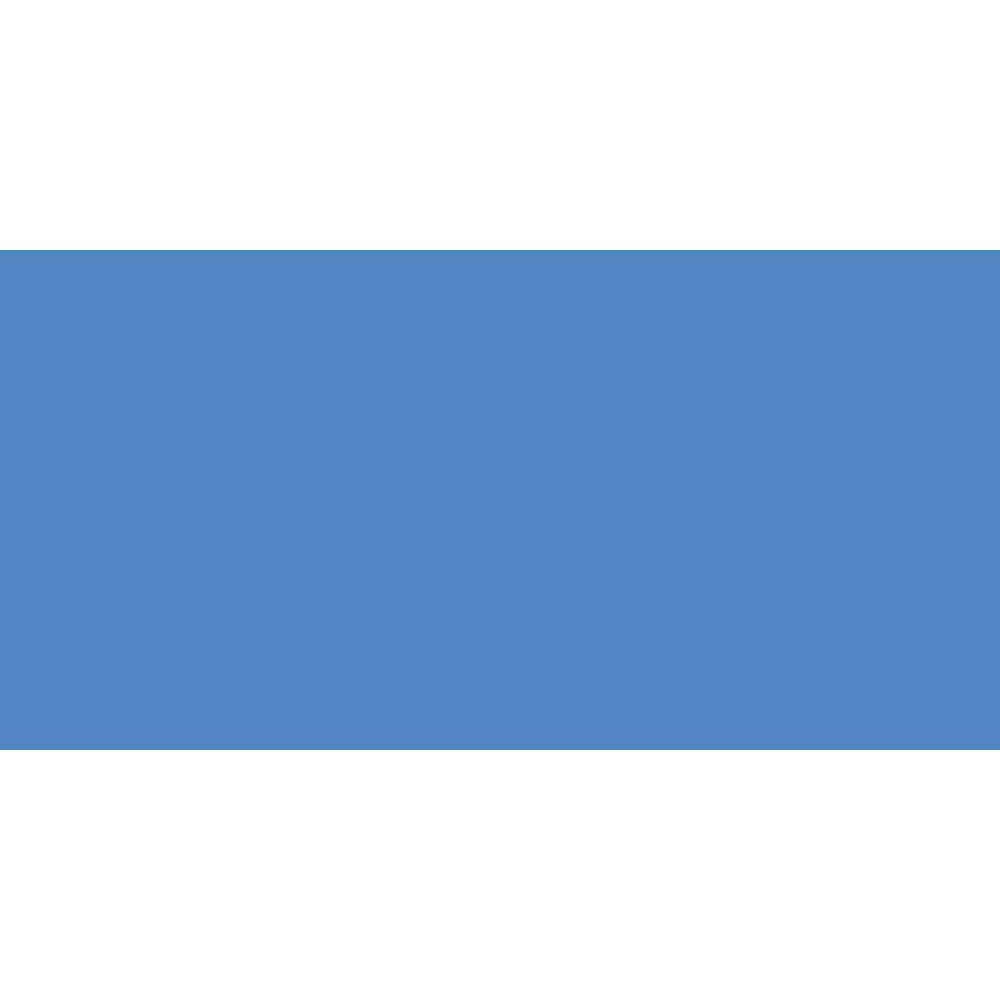 Kuretake : Gansai Tambi Japanese Watercolour : Cornflower Blue : Large Pan