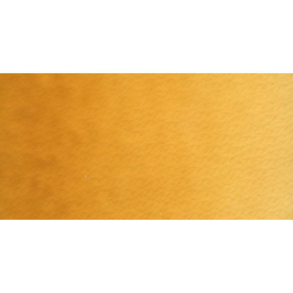 Old Holland : Watercolour Paint : Half Pan : Raw Sienna Light