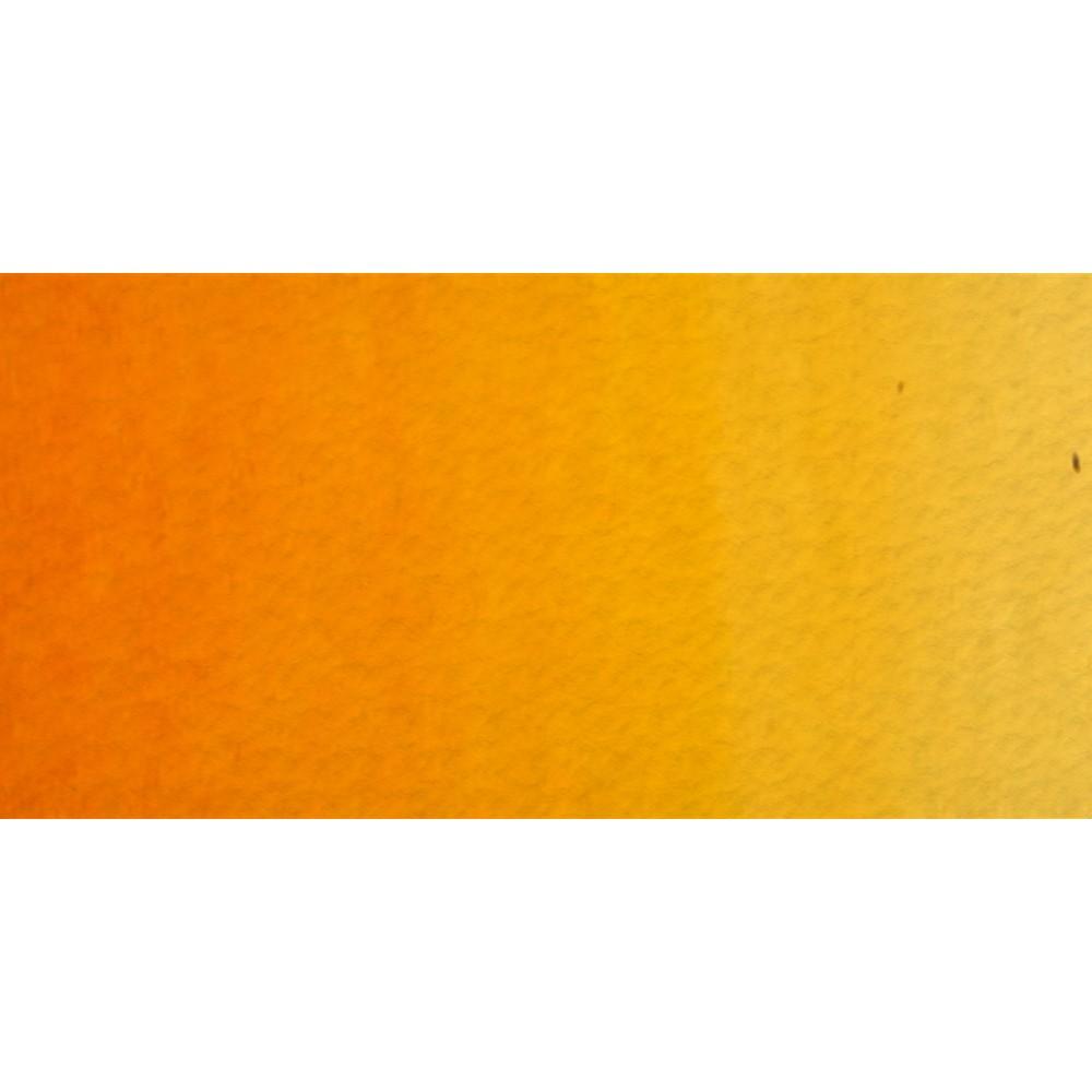 Old Holland : Watercolour Paint : Half Pan : Indian Yellow Orange Lake
