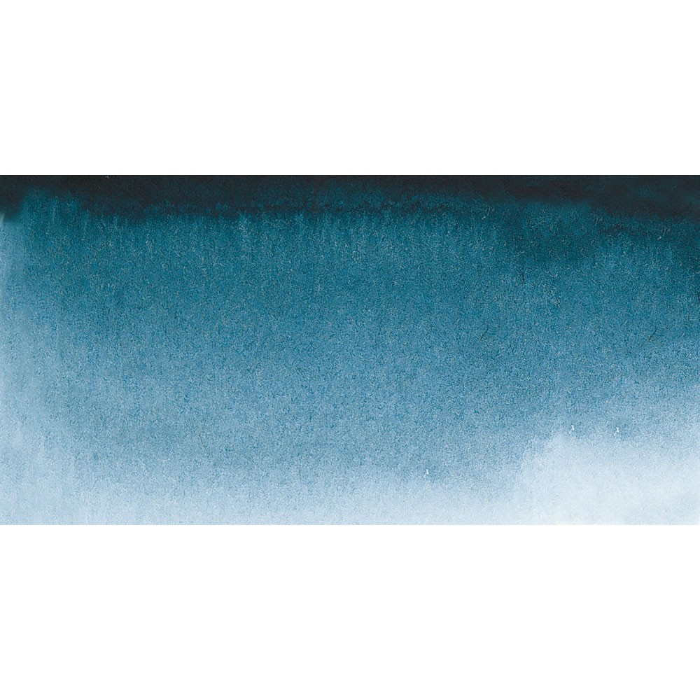 Sennelier : Watercolour Paint : Full Pan : Indigo