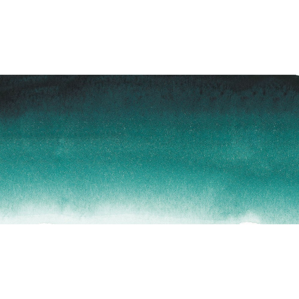Sennelier : Watercolour Paint : Full Pan : Phthalocyanine Turquoise