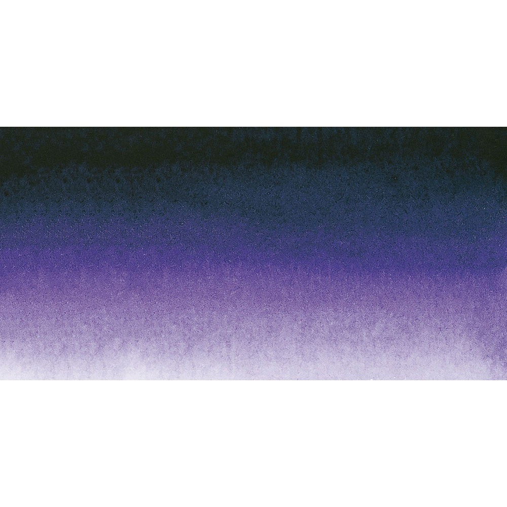 Sennelier : Watercolour Paint : Full Pan : Dioxazine Purple
