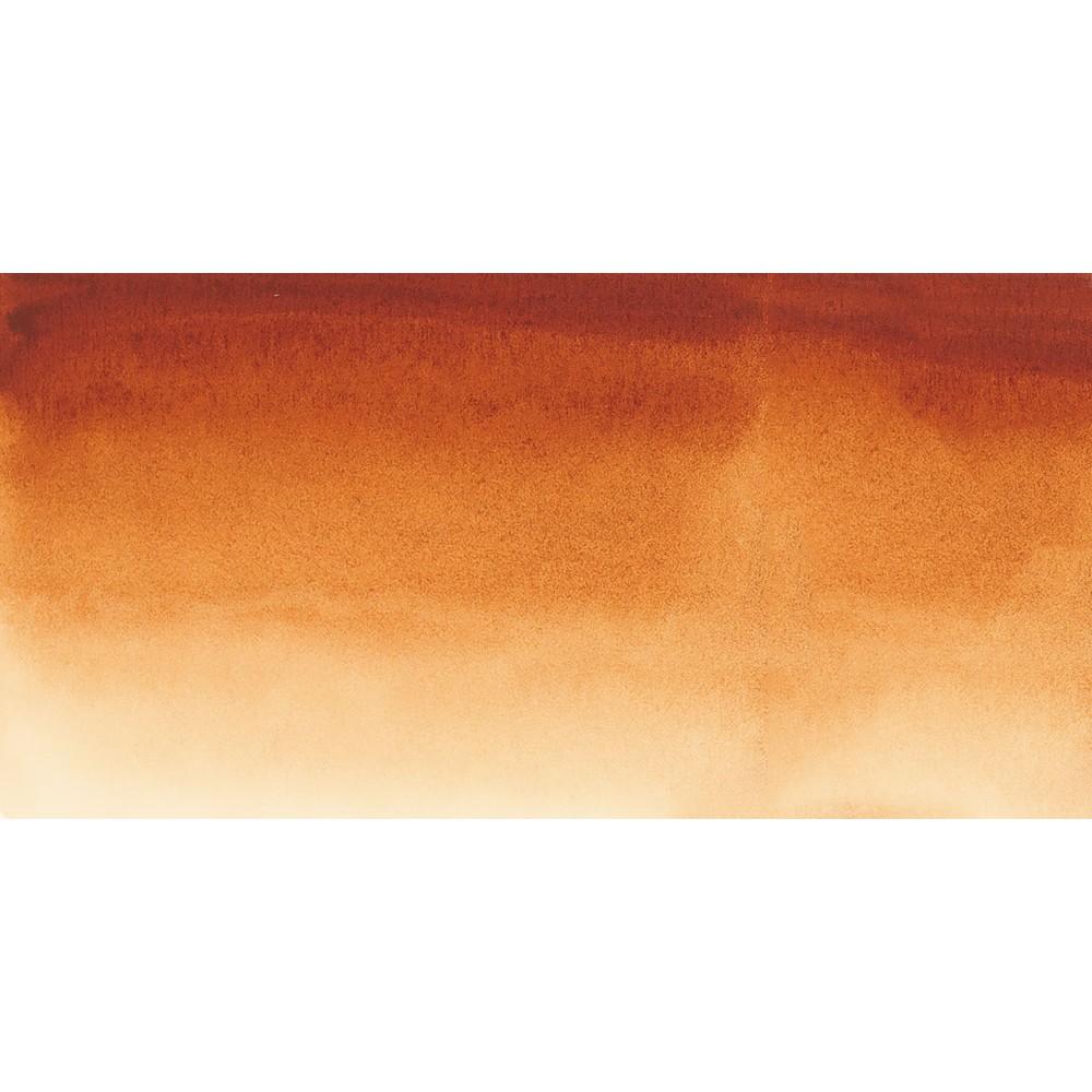 Sennelier : Watercolour Paint : Half Pan : Burnt Sienna