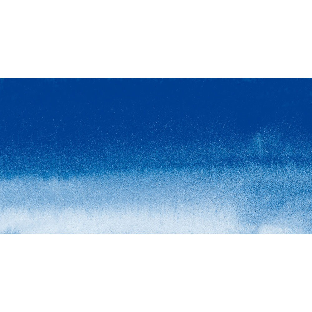 Sennelier : Watercolour Paint : Half Pan : French Ultramarine Blue