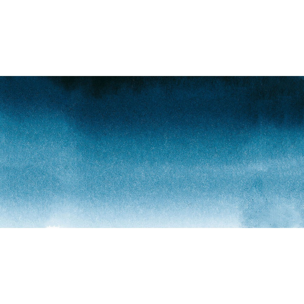 Sennelier : Watercolour Paint : Half Pan : Prussian Blue