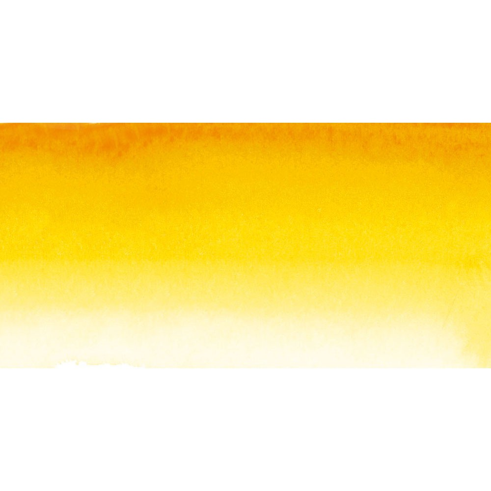 Sennelier : Watercolour Paint : Half Pan : Indian Yellow