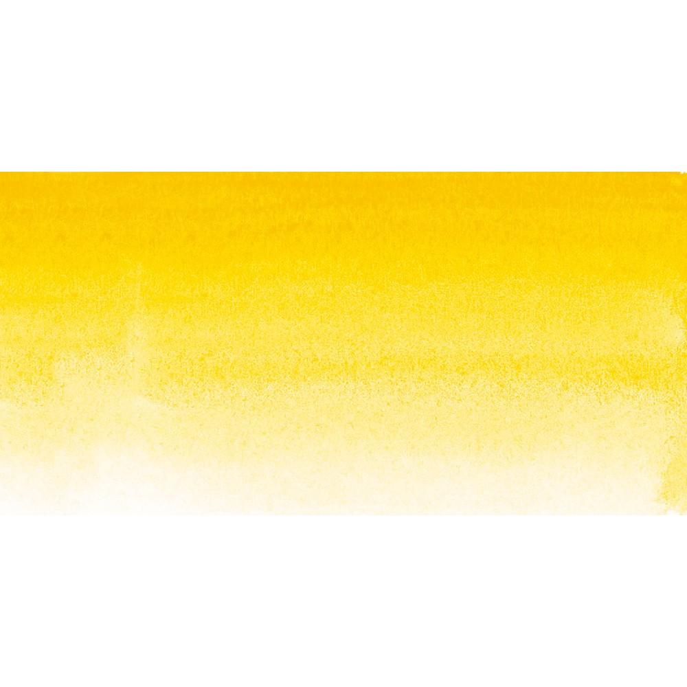 Sennelier : Watercolour Paint : Half Pan : Aureoline