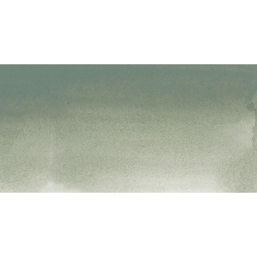 Sennelier : Watercolour Paint : Half Pan : Sennelier Grey