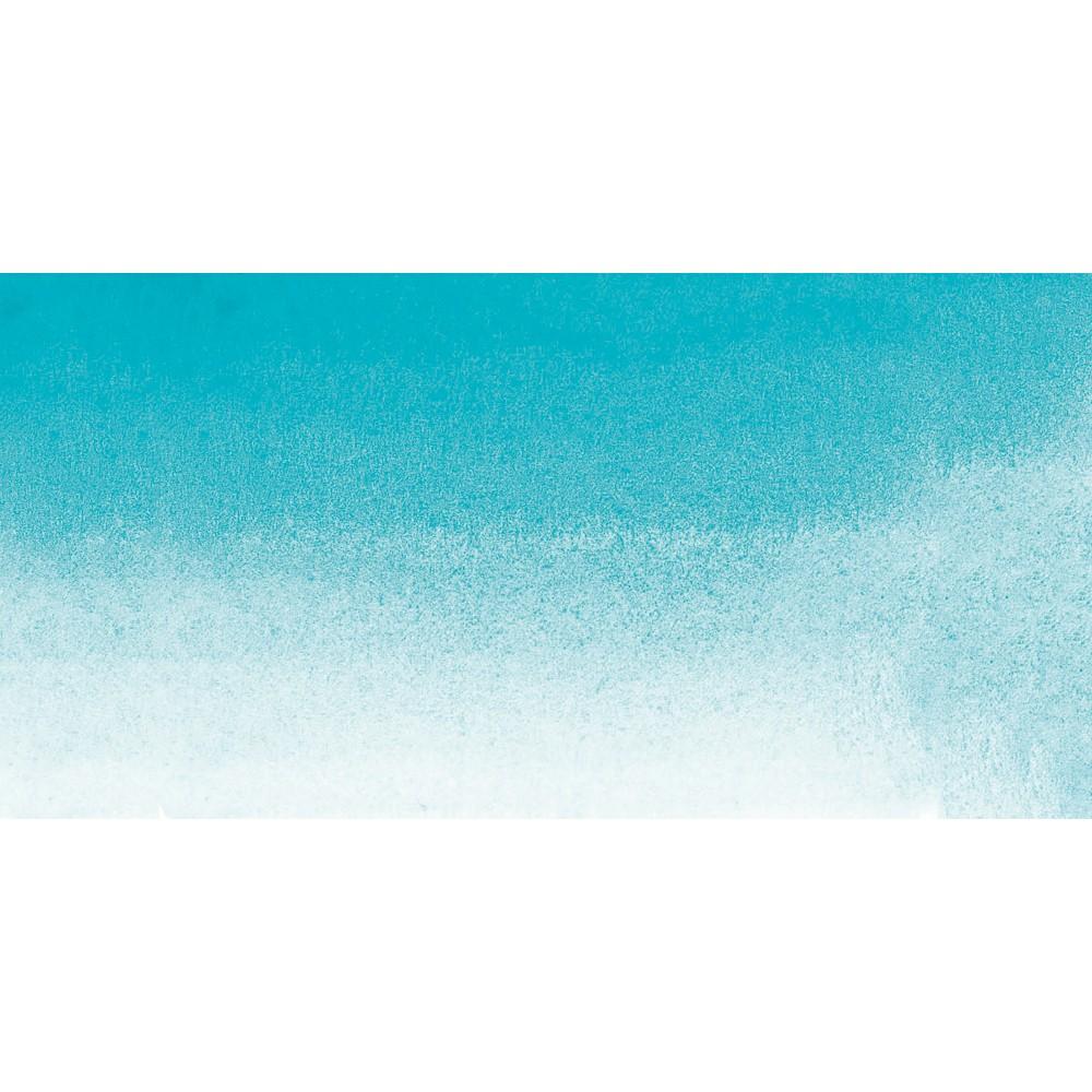 Sennelier : Watercolour Paint : Half Pan : Turquoise Green
