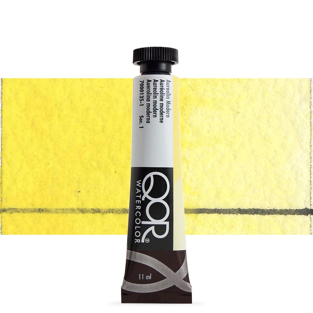Golden QoR : Watercolour Paint : 11ml : Aureolin Modern