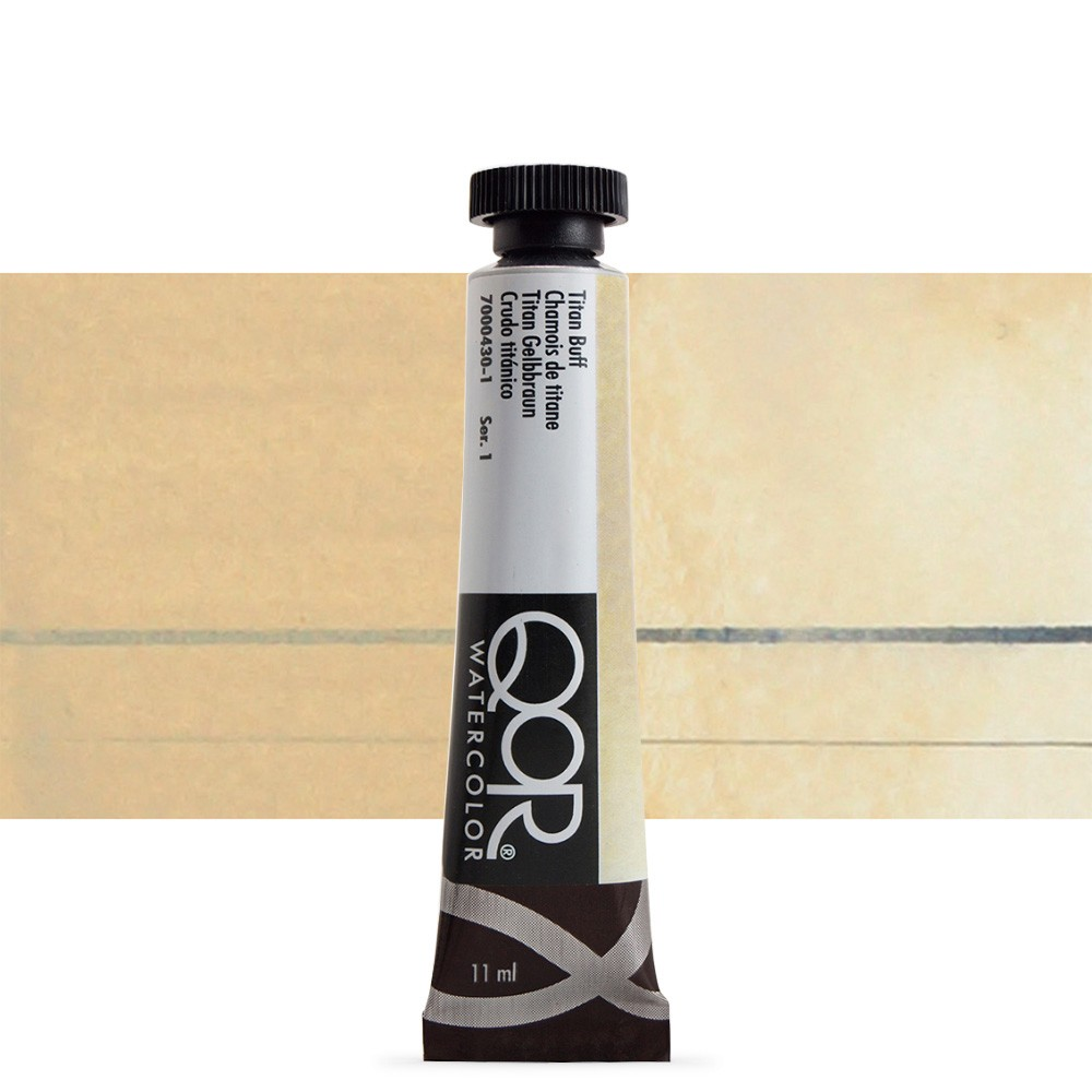 Golden QoR : Watercolour Paint : 11ml : Titan Buff