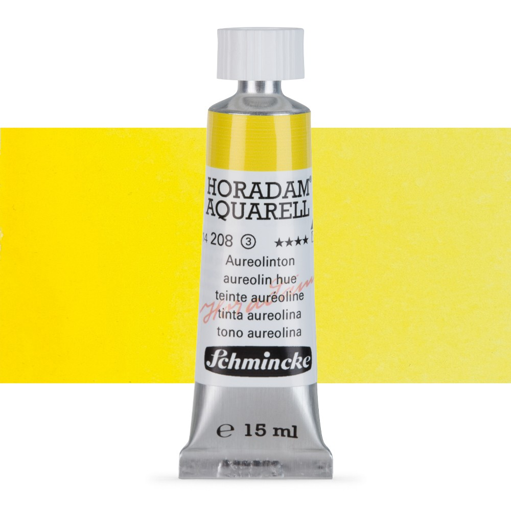 Schmincke : Horadam Watercolour : 15ml : Aureolin Hue (Aureolin Modern)