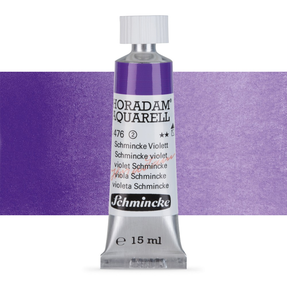 Schmincke : Horadam Watercolour : 15ml : Schmincke Violet (Mauve)