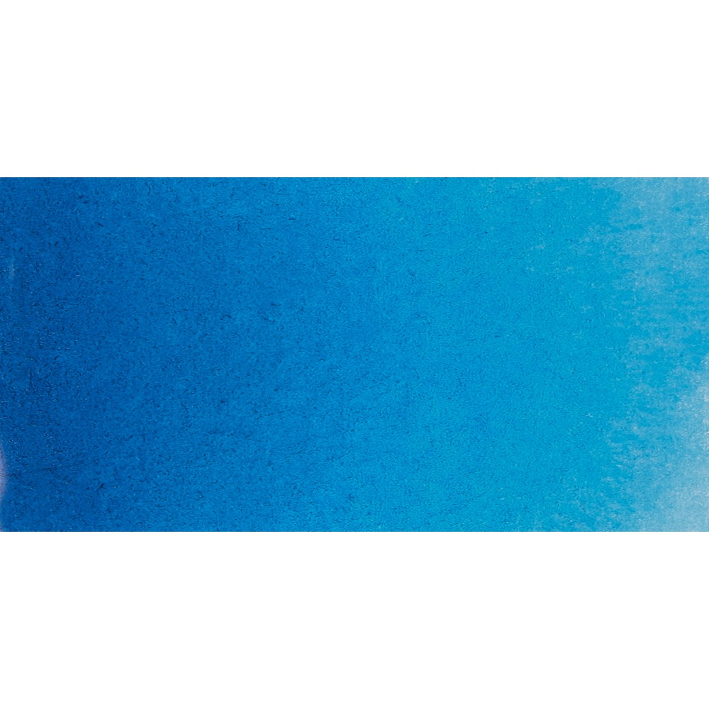 Schmincke : Horadam Watercolour Paint : 15ml : Phthalo Blue