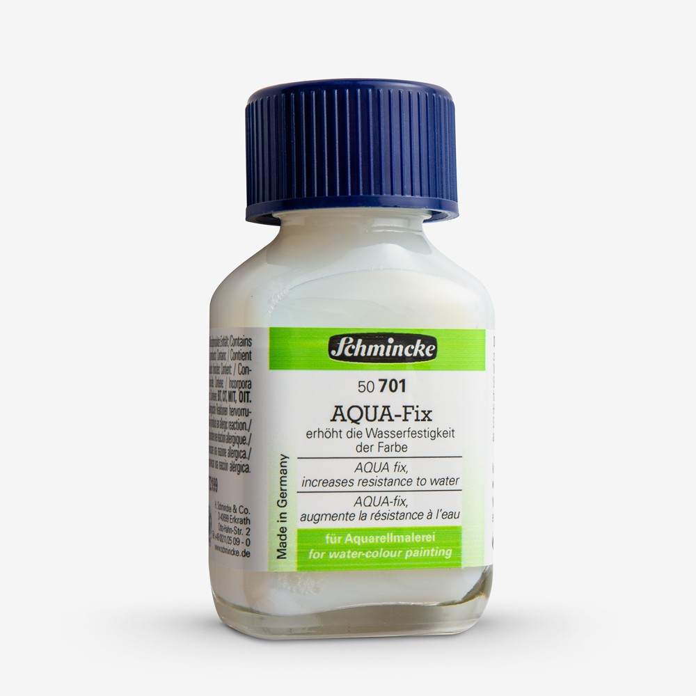 Schmincke : Aqua Watercolour Fixative : 60ml
