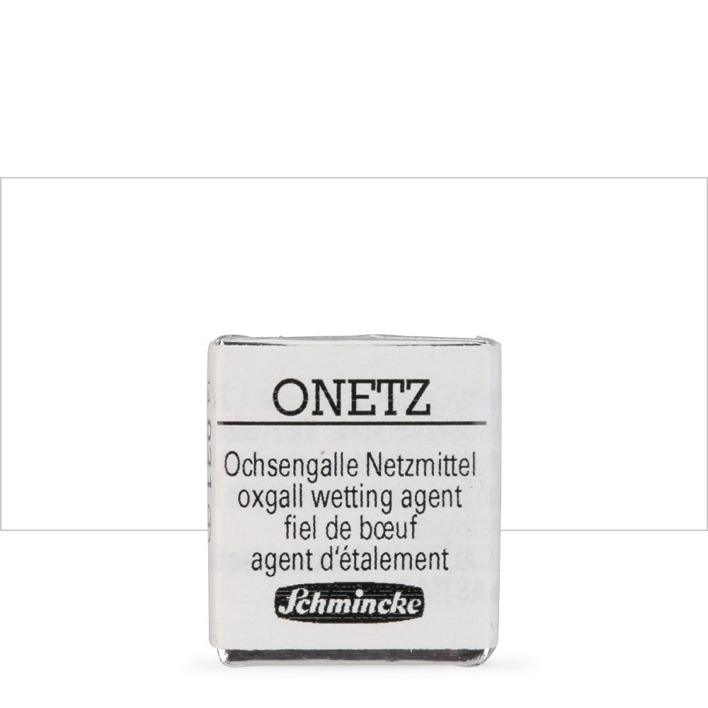 Schmincke : Horadam Watercolour : Half Pan : ONETZ Ox Gall Medium
