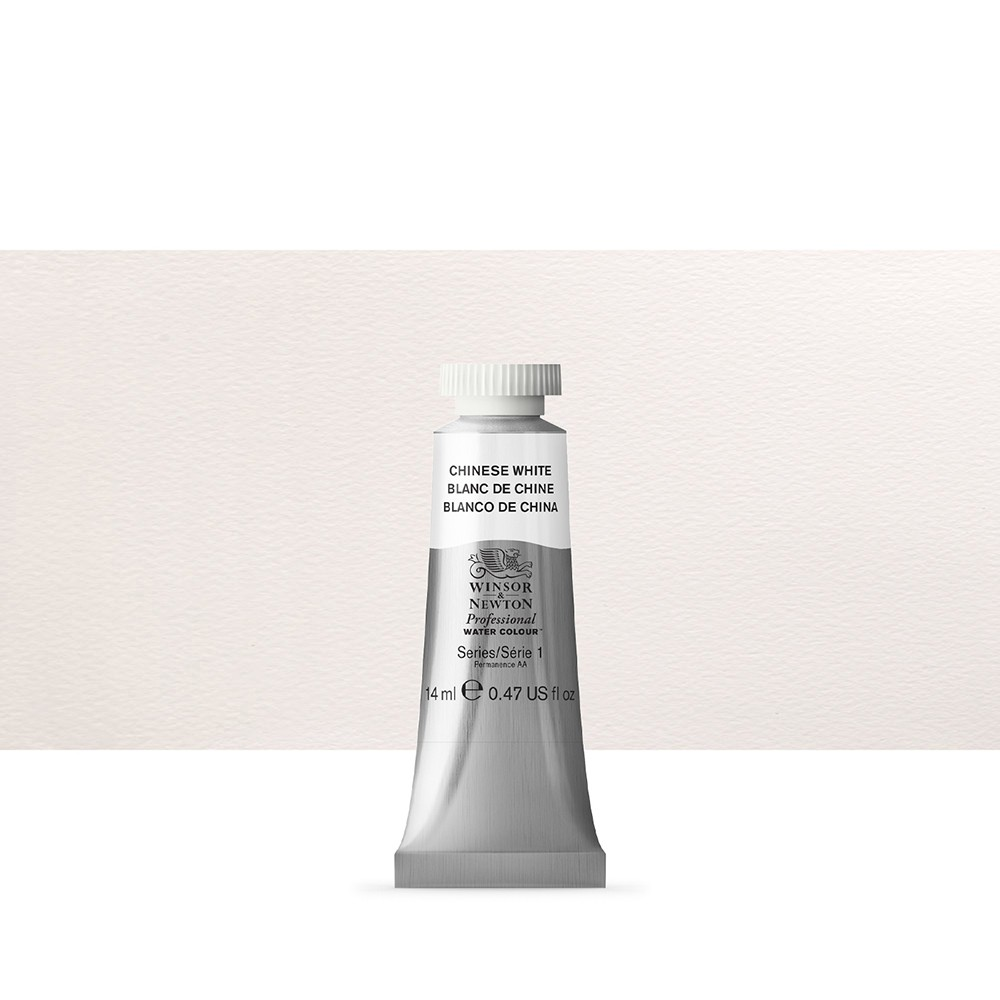 Winsor & Newton : Professional Watercolour Paint : 14ml : Chinese White