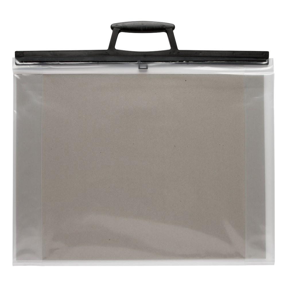 Mapac : A3 Black Handle Polyholdall Project Bag