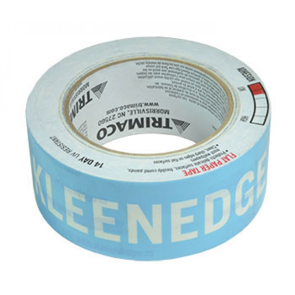 Kleenedge : Low Tack Masking Tape 48 mm x 50 m - 2 in