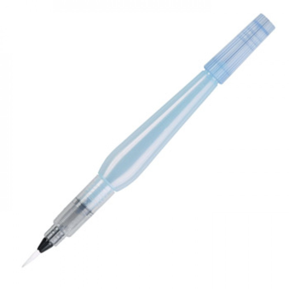 Pentel : Water Brush : BROAD : use with watersoluble pencils, inks,