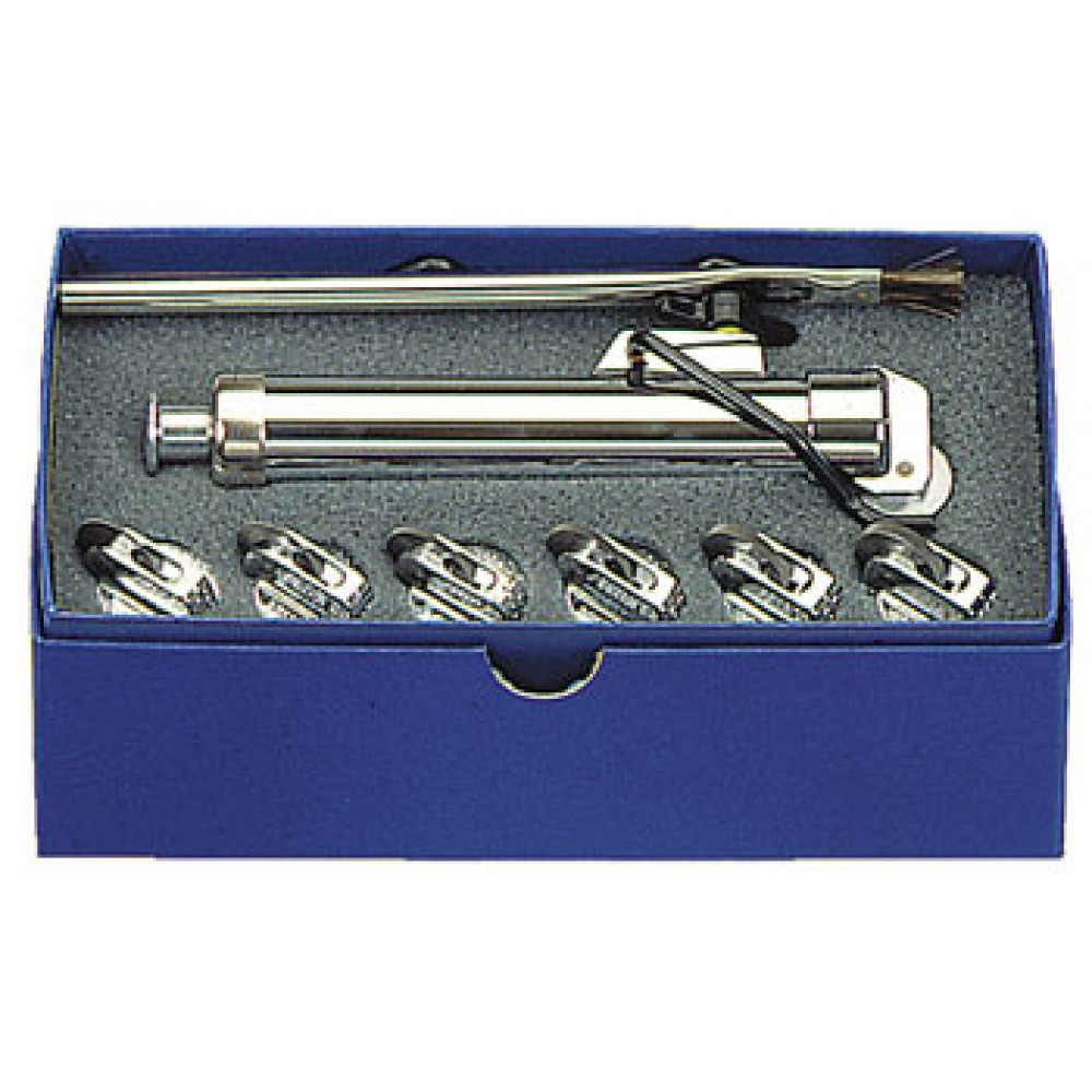 Beugler : Professional Kit Includes 7 heads 0.4 mm to 3.2 mm