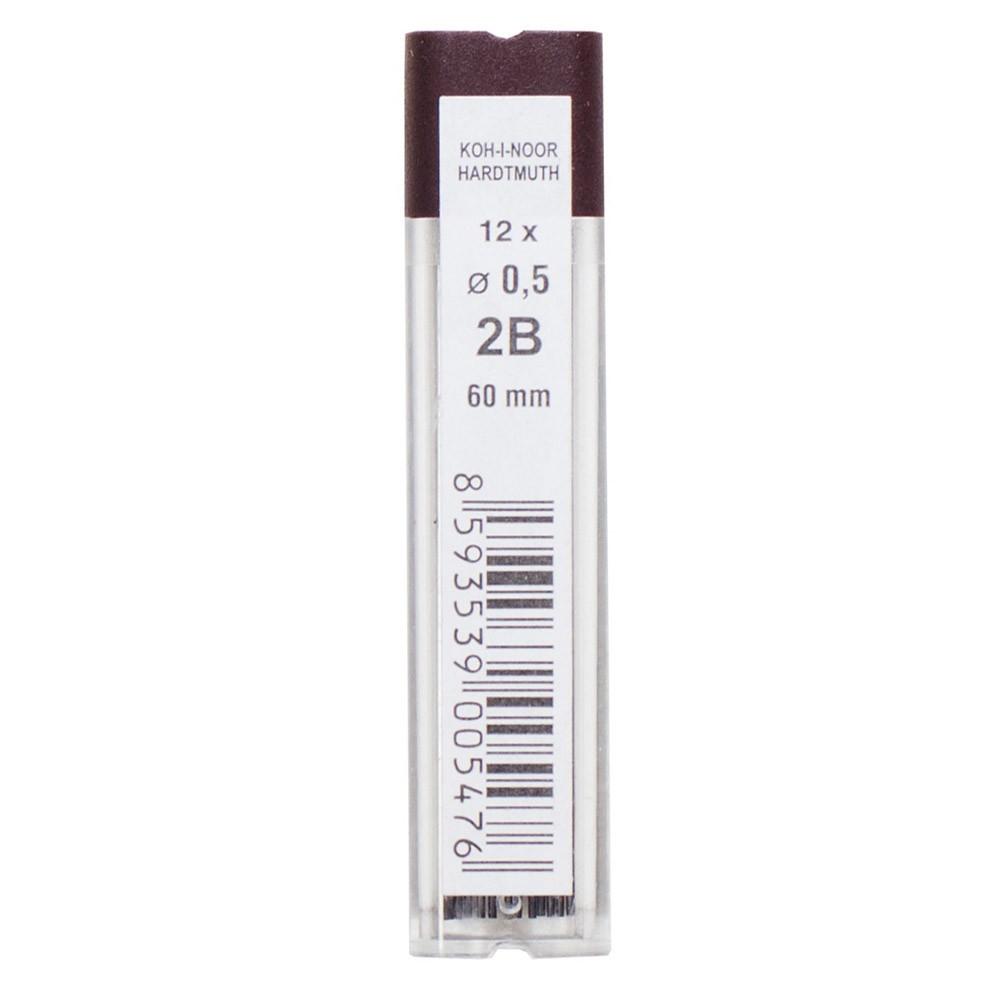 Koh-I-Noor : Fine Graphite Leads : 60 mm Long