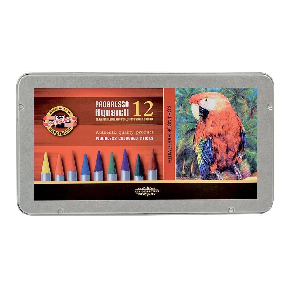 Koh-I-Noor : Progresso Woodless Watercolour Pencils : Sets