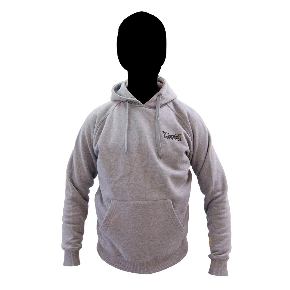 Montana : Hoody : Grey/Black