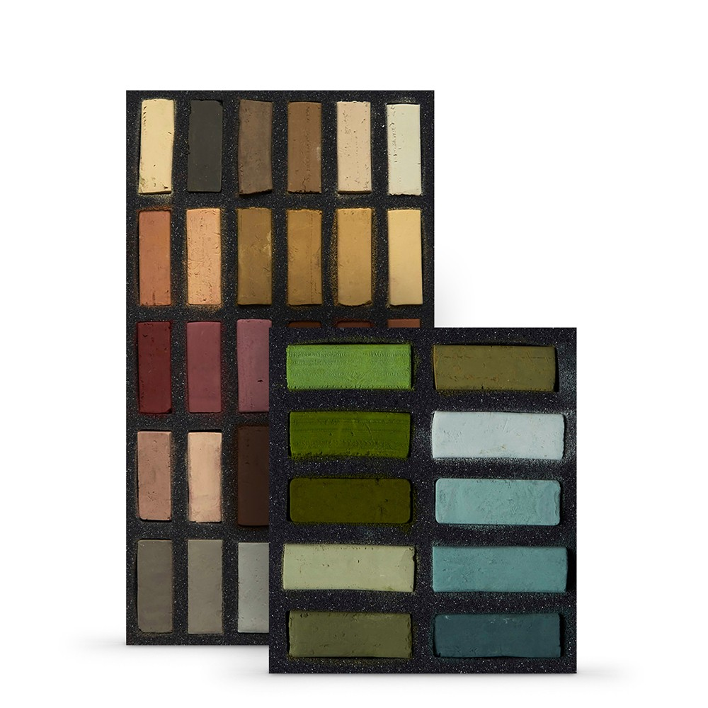 Art Spectrum : Extra Soft Square Pastel Sets
