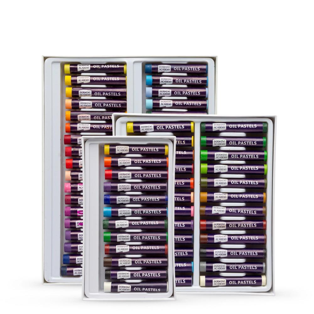 Derwent : Academy Oil Pastel Set