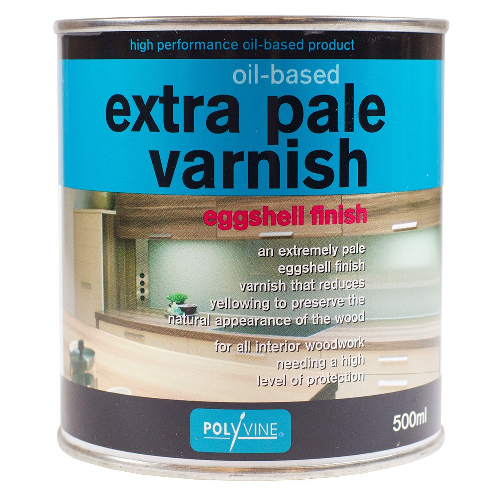Polyvine : Extra Pale Oil Varnish