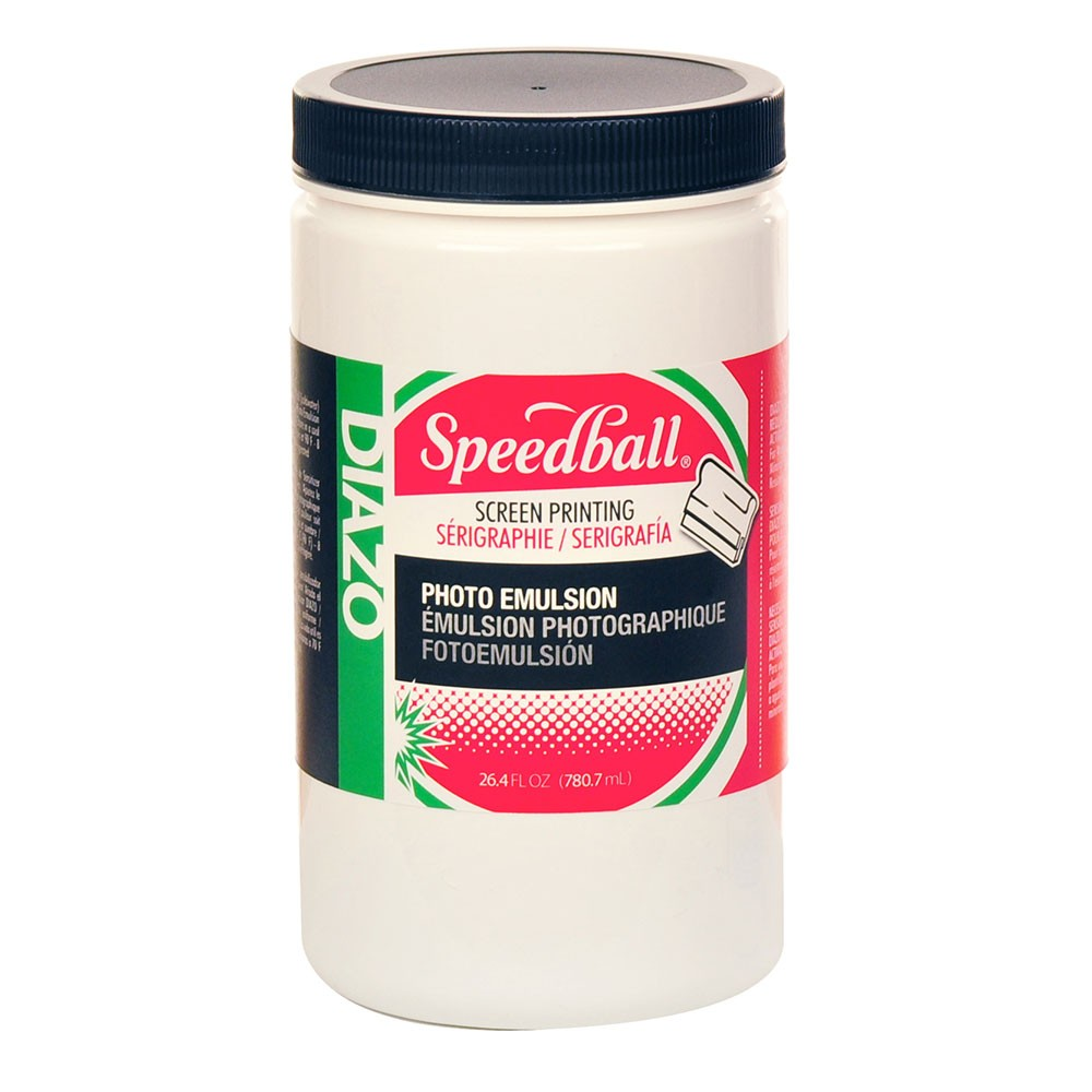 Speedball : Screen Printing : Photo Emulsion Mediums