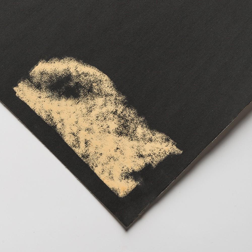 uart dark sanded pastel paper 10 sheet pack 21x27in 53x69cm
