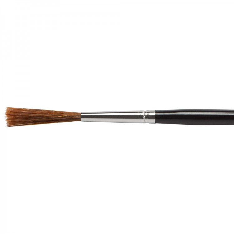 Handover : Fine Ox Hair Chisel Edge Signwriting Brush : Taurus : # 8