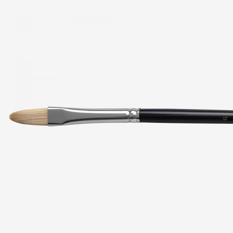 Handover : Chungking Studio : Hog Hair Brush : Filbert : Size 6
