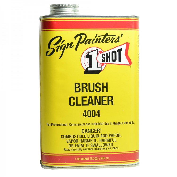 1Shot : Brush Conditioner & Cleaner 946ml