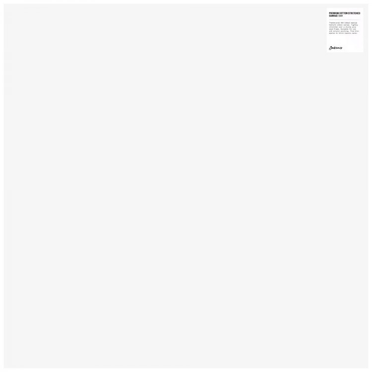 Jackson's : Box of 10 : Premium Cotton Canvas : 10oz 19mm Profile 70x70cm (Apx.28x28in)