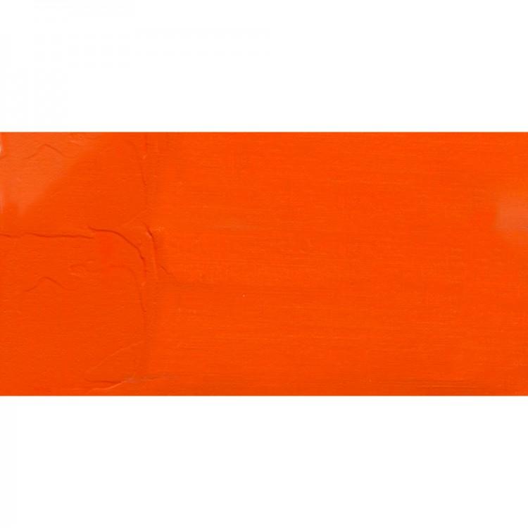 Atelier : Interactive : Artists' Acrylic Paint : 80ml : Cadmium Orange