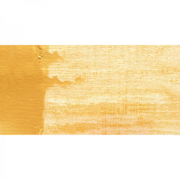 Atelier : Interactive : Artists' Acrylic Paint : 80ml : Pale Gold